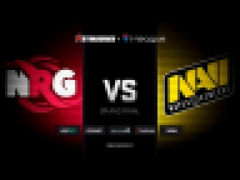 NRG vs Natus Vincere, map 1 overpass, Grand Final, StarSeries i-League Season 5 Finals смотреть онлайн