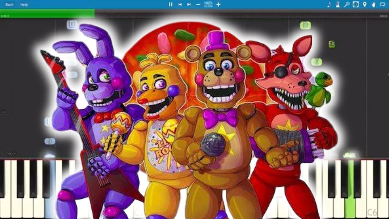 Song Cover FNAF