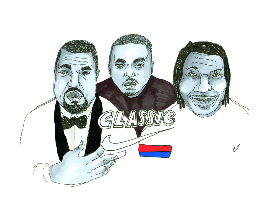 Classic Better Than I&39ve Ever Been Kanye West feat. Nas, Rakim & KRS-One