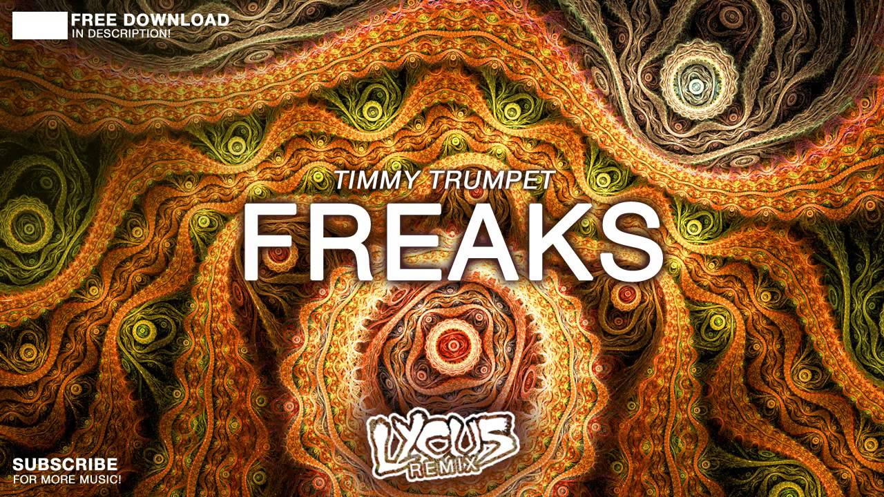 TIMMY TRUMPET & SAVAGE - Freaks (Mix)