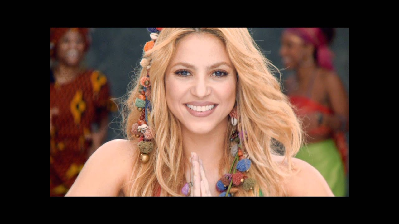 Waka Wa) This Time For Africa Shakira