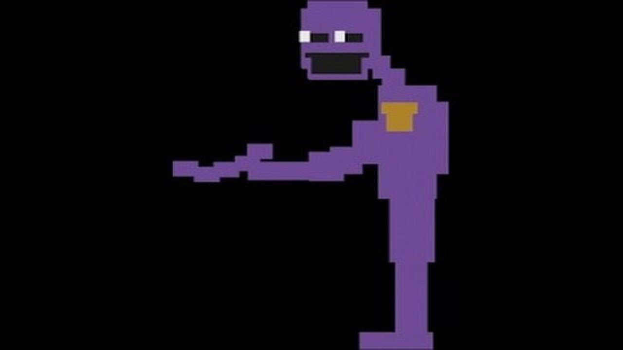 Purple Guy Смерть