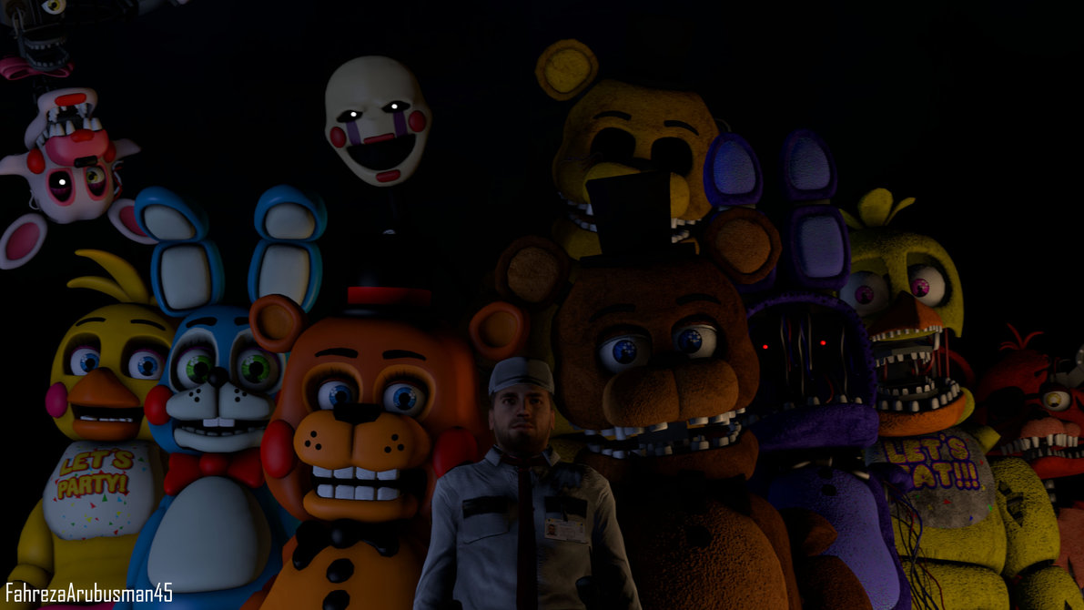 Five Nights at Freddy&39s Song Progressive Metal The Living Tombstone