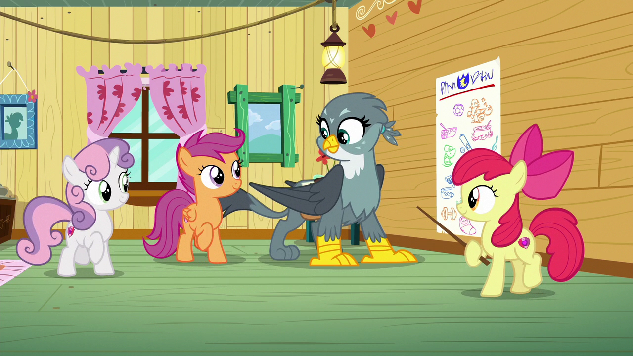 My Little Pony Friendship Is Magic What My Cutie Mark is Telling Me